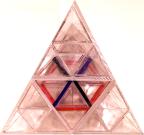 Tetrahedral-Octahedral complex