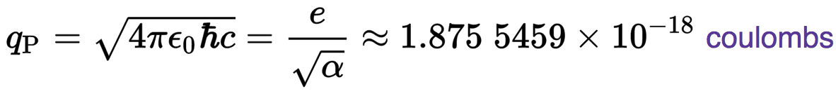 PlanckCharge