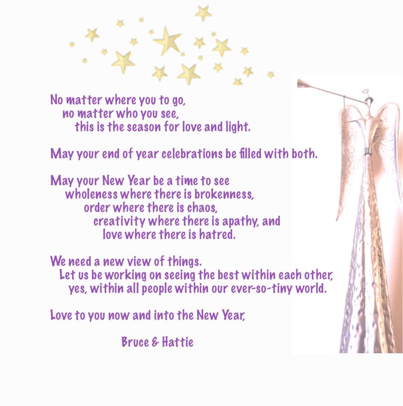 New Years.