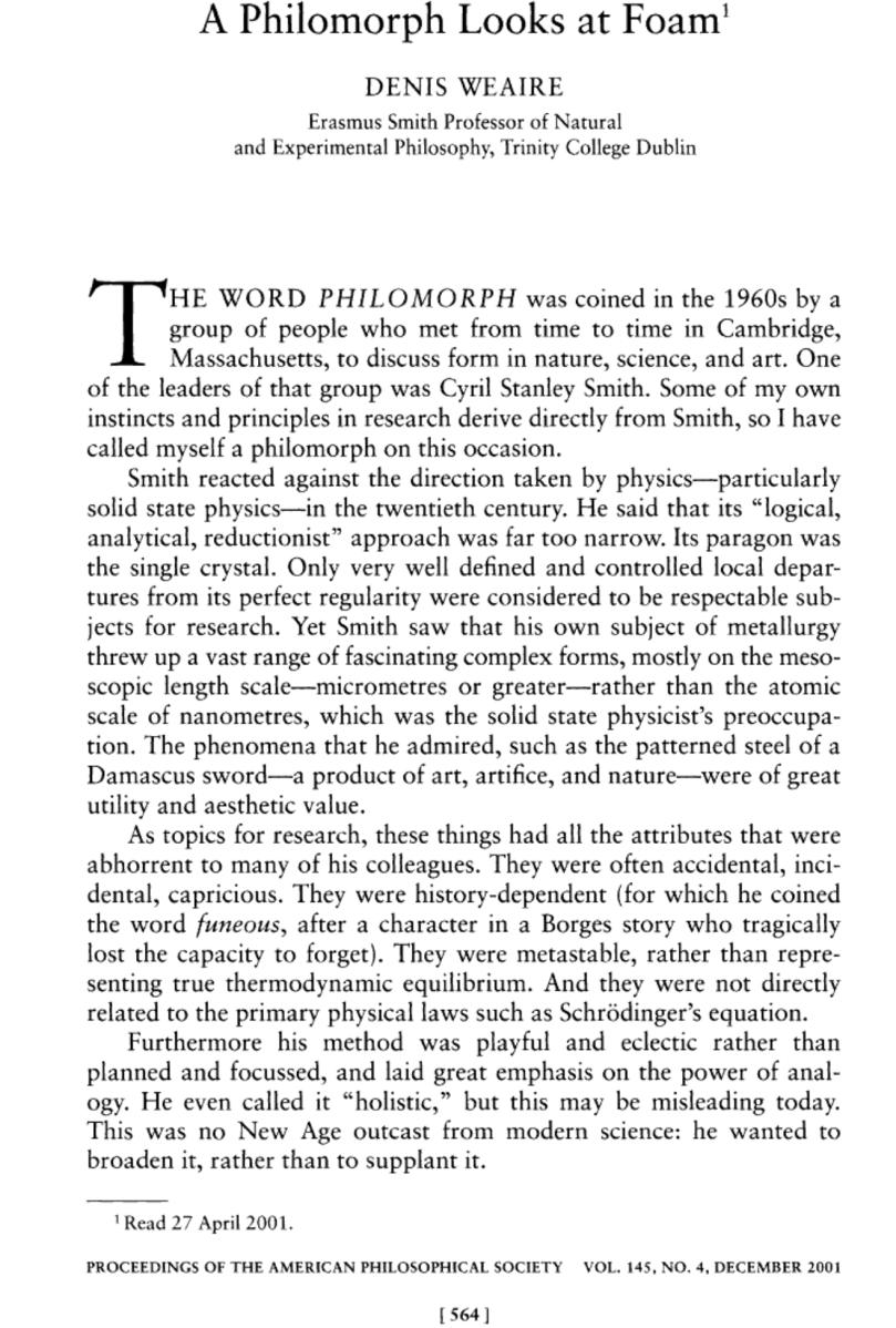 Philomorph